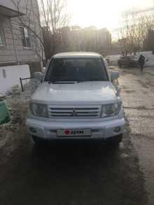 Томск Pajero iO 2002