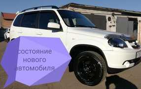 Красноярск Niva 2018
