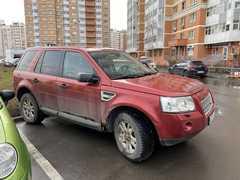 Москва Freelander 2010