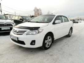 Челябинск Corolla 2012