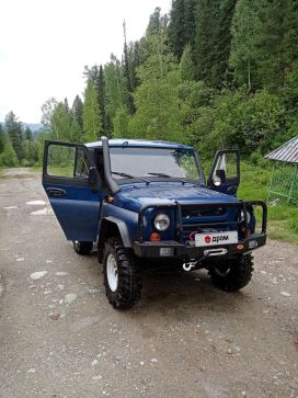 Горно-Алтайск УАЗ 3151 2001