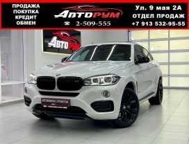 Красноярск BMW X6 2015
