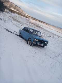Улан-Удэ 2106 1988