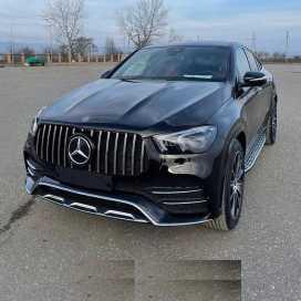 Грозный GLE Coupe 2020
