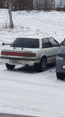 Свободный Civic 1989