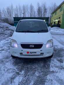 Усть-Кут Wagon R Solio 2000