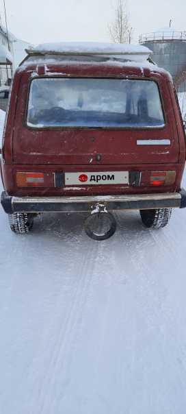 Ленск 4x4 2121 Нива 1990
