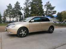 Омск Corolla Runx 2001