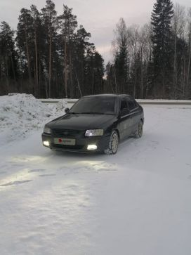 Екатеринбург Accent 2008