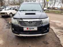 Красногвардейское Hilux Pick Up 2012