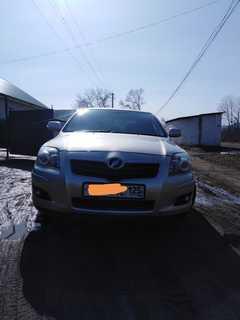 Арсеньев Avensis 2008