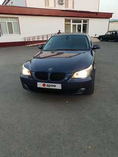 Ясный BMW 5-Series 2008