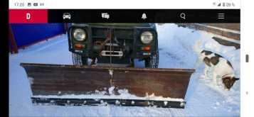 Железногорск ЛуАЗ 1991