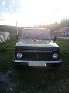 Усть-Кан 4x4 2121 Нива 1996