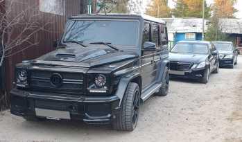 Ноябрьск G-Class 2005