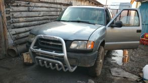 Новоалександровск Blazer 1997
