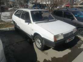 Томск Лада 2108 1990