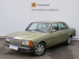 Санкт-Петербург W123 1984