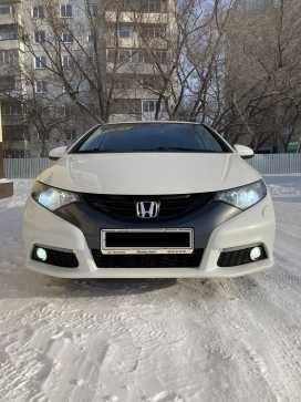 Омск Civic 2013