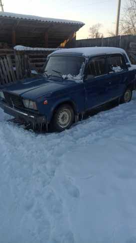 Усть-Кокса 2107 2008
