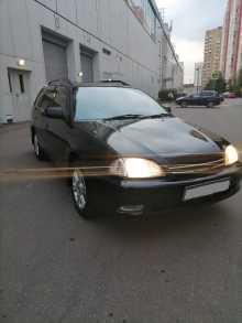 Москва Caldina 2002