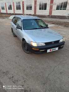 Москва Corolla 2001