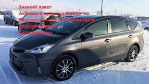 Красноярск Prius a 2016