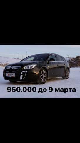 Иркутск Opel Insignia 2013