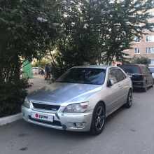 Барнаул Altezza 1998