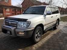 Краснодар Land Cruiser 2000