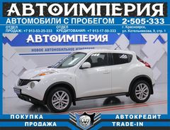 Красноярск Nissan Juke 2012