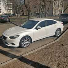 Москва Mazda6 2014