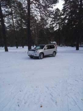 Чита X-Trail 2012