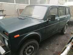 Омск 4x4 2131 Нива 2002