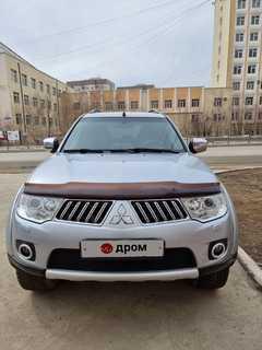 Якутск Pajero Sport 2011