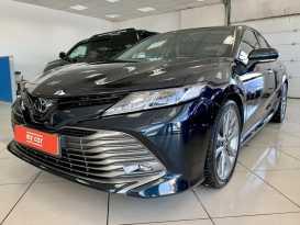 Пермь Toyota Camry 2018