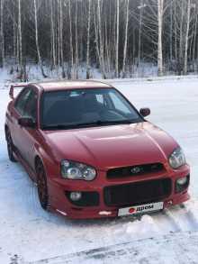 Челябинск Impreza 2004