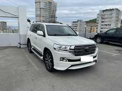 Владивосток Land Cruiser 2018