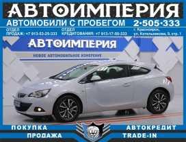 Красноярск Astra GTC 2012