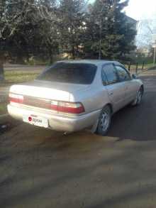 Новомышастовская Corolla 1993