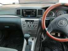 Тара Corolla Runx 2005