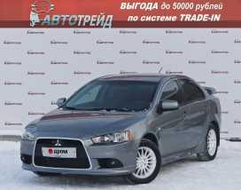 Екатеринбург Lancer 2013