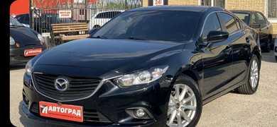 Набережные Челны Mazda6 2014