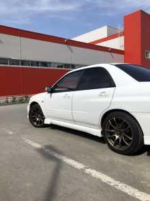 Тюмень Impreza WRX 2000