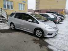 Омск Fit Shuttle 2012