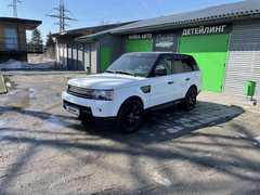 Юрга Range Rover Sport