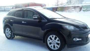 Новый Уренгой CX-7 2008