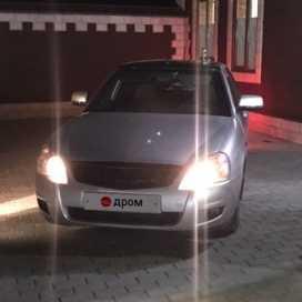 Грозный Приора 2012