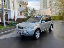 Москва X-Trail 2004