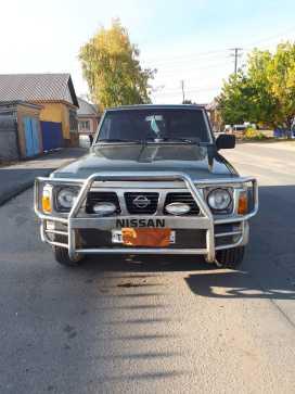 Вольск Nissan Patrol 1995